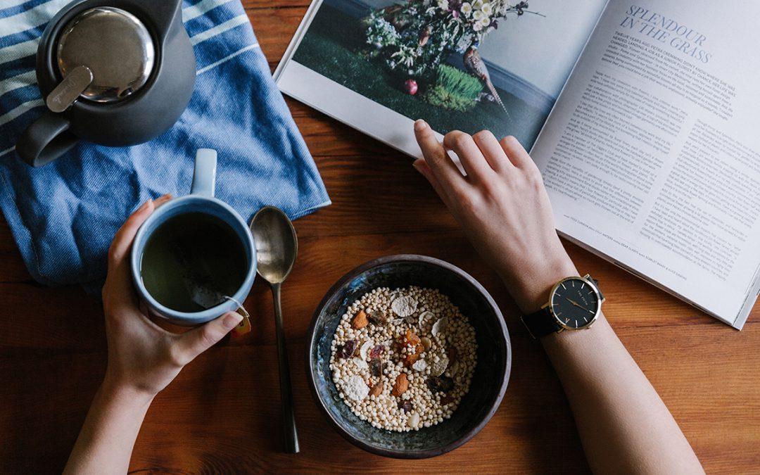 Fueled for Success: Quinoa Porridge