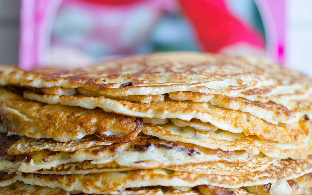 Gluten Free Pancakes – Extra Fluffy Coconut Flour